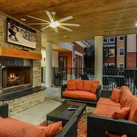 Elegant Community Club House | Apartments For Rent In Orlando FL |