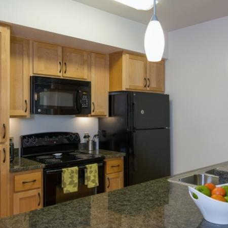 Spacious Kitchen | Eugene Apartments | Crescent Village East