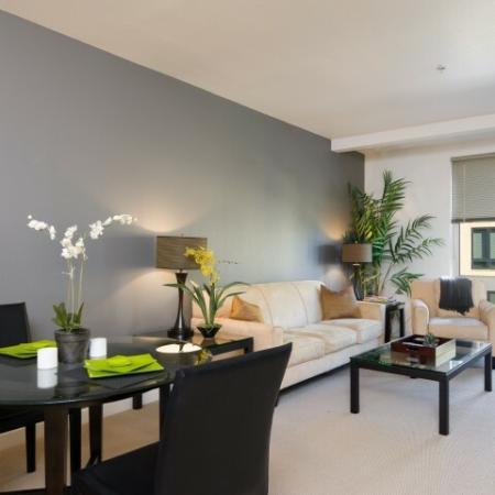 Elegant Dining Room | Apartments For Rent In Eugene Oregon | Crescent Village East