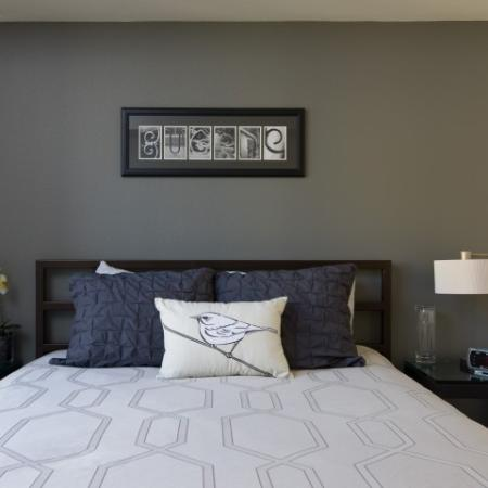 Spacious Bedroom | Apartments In Eugene | Crescent Village East