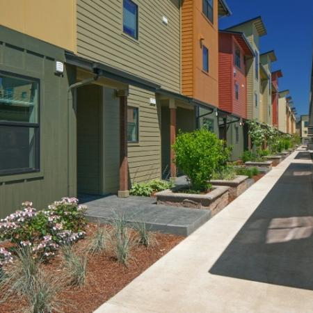 Apartments in Eugene Oregon | Tennyson at Crescent Village1