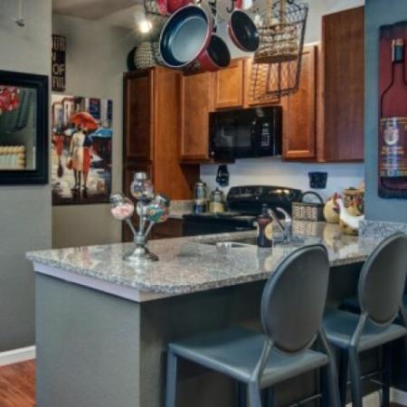Spacious Kitchen | Apartments In Winter Garden FL |