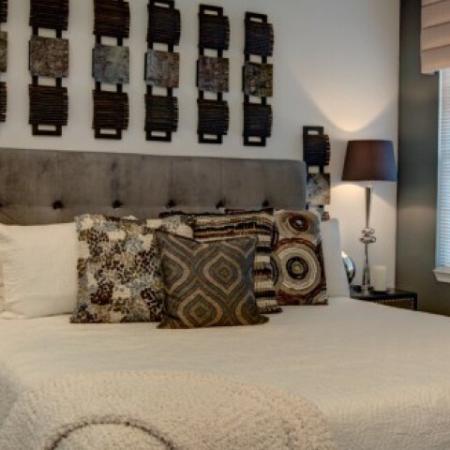 Elegant Bedroom | One Bedroom Apartments In Orlando FL |