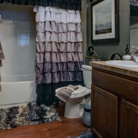 Luxurious Bathroom | Apartments For Rent Winter Garden FL |