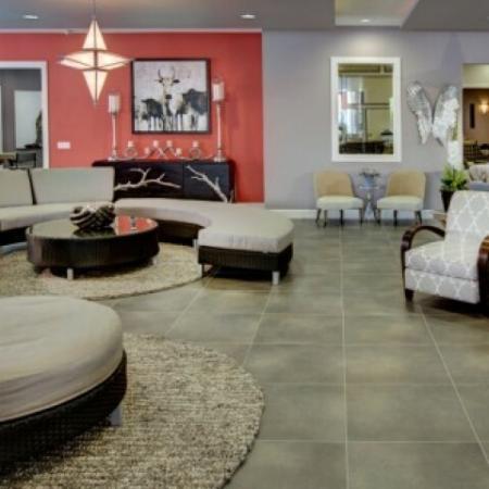 Spacious Community Club House | Apartments In Orlando FL