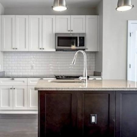 State-of-the-Art Kitchen   North Bethesda Apartment   PerSei