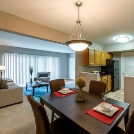 Elegant Kitchen   Luxury Apartments In Silver Spring MD   Rollingwood