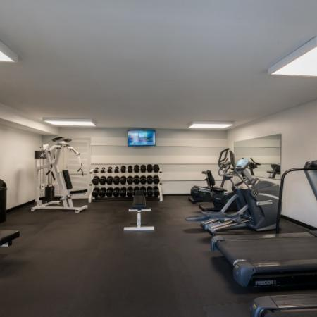 Cutting Edge Fitness Center   Silver Springs Apt   Rollingwood
