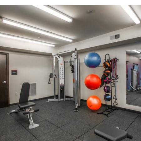 Resident Fitness Center | North Bethesda Rentals | PerSei