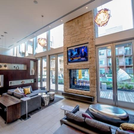 Spacious Resident Club House   North Bethesda MD Apartments   PerSei