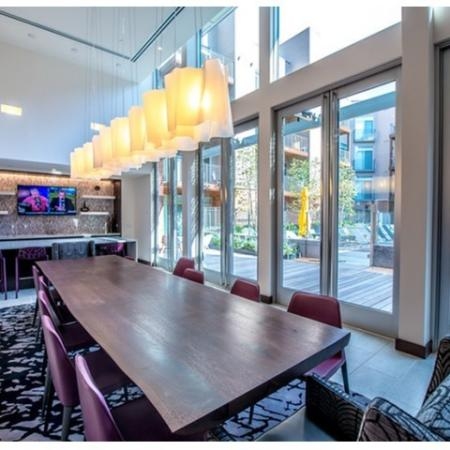 Elegant Community Club House   Apartments In North Bethesda MD   PerSei