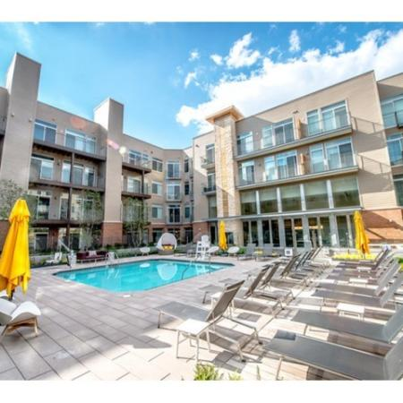 Swimming Pool   Apartments North Bethesda   PerSei