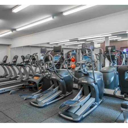 On-site Fitness Center   Apartments North Bethesda MD   PerSei