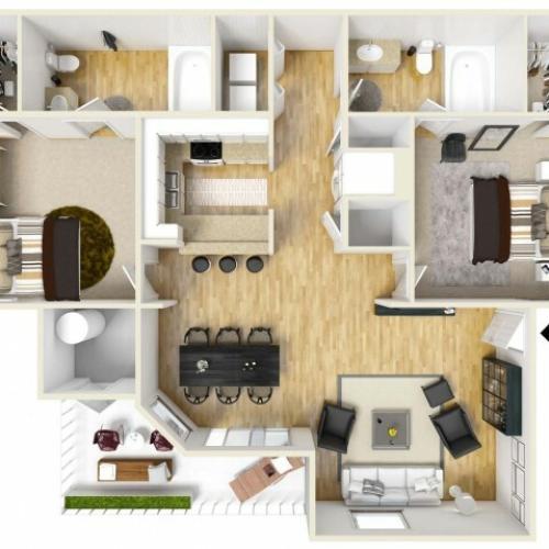 Palm Court Apartments