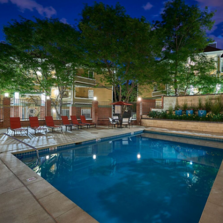 Resort Style Pool | Apartments in Westminster, CO | Village Creek Apartments