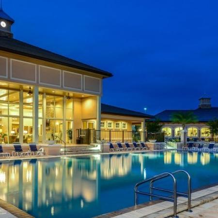 Resort Style Pool | Luxury Apartments In Orlando Florida | Sanctuary at Eagle Creek