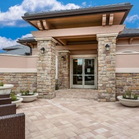 Entrance |Luxury Apartments In Orlando Florida | Sanctuary at Eagle Creek