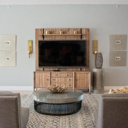 Resident Lounge Area | Apartments For Rent Sandy Utah | Rockledge at Quarry Bend