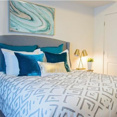 Spacious Bedroom | Apartments Sandy Utah | Rockledge at Quarry Bend