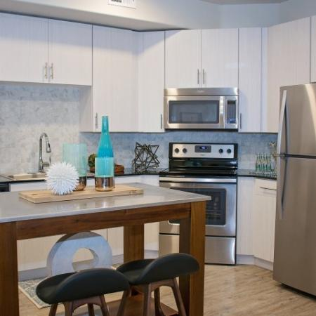 Spacious Kitchen | Apartments For Rent Sandy Utah | Rockledge at Quarry Bend