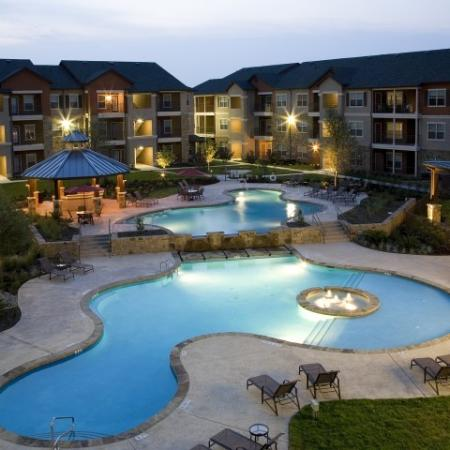 Indoor Pool | Apartments In Austin Tx | Villages at Turtle Rock