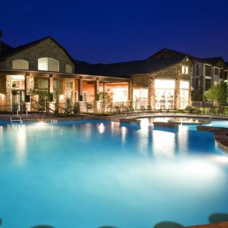 Year Round Swimming Pool | Austin Apartment | Villages at Turtle Rock