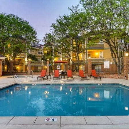 Sparkling Pool | Apartments for rent in Westminster, CO | Village Creek Apartments