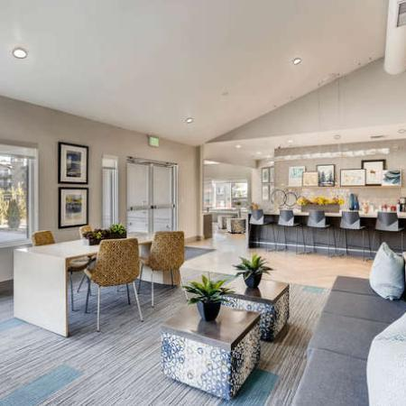 Elegant Resident Club House | Denver CO Apartment Homes | The Lodge Apartment Homes