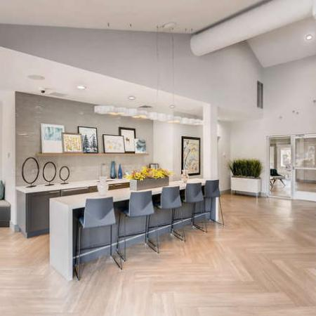 Elegant Community Club House | Denver CO Apartments | The Lodge Apartment Homes