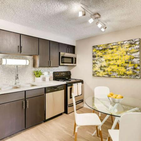 State-of-the-Art Kitchen | Denver CO Apartment Homes | The Lodge Apartment Homes
