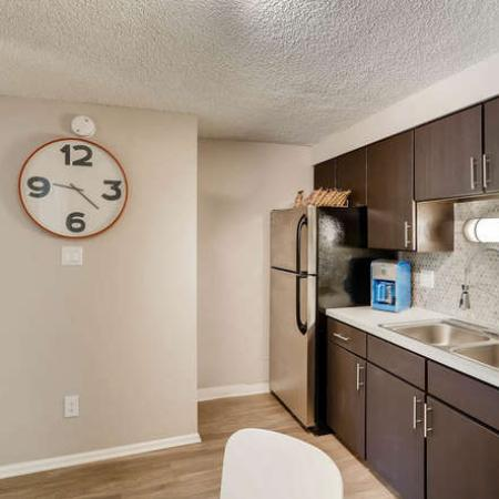 Elegant Kitchen | Apartments in Denver, CO | The Lodge Apartment Homes
