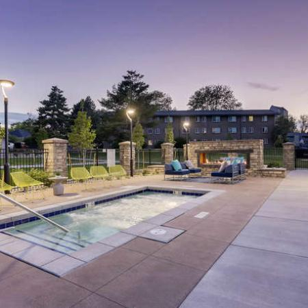 Resort Style Pool | Apartments in Denver, CO | The Lodge Apartment Homes