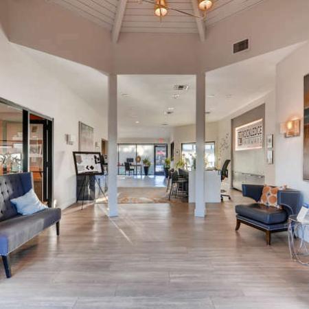Elegant Community Club House | Phoenix AZ Apartments | Rockledge Fairways Apartments