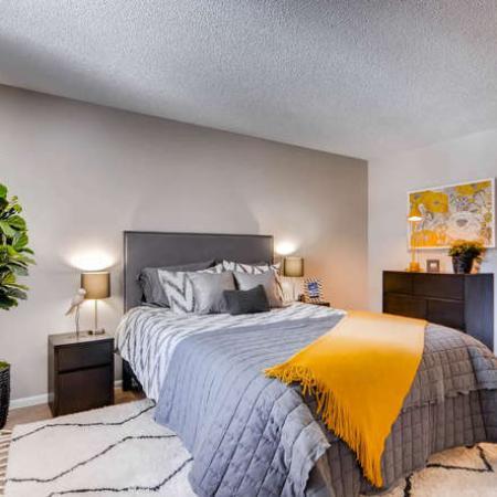 Spacious Bedroom | Phoenix AZ Apartment Homes | Rockledge Fairways Apartments