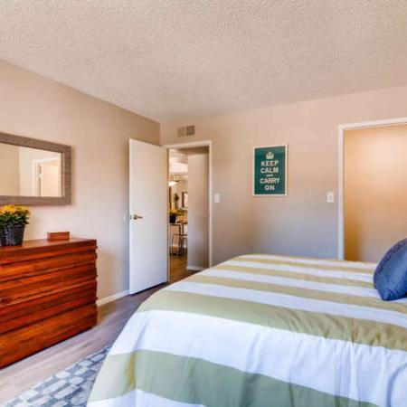Vast Bedroom | Apartments for rent in Phoenix, AZ | Rockledge Fairways Apartments