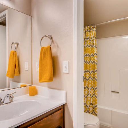 Elegant Bathroom | Apartments in Phoenix, AZ | Rockledge Fairways Apartments