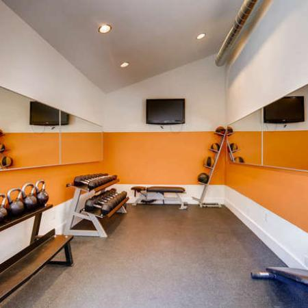 State-of-the-Art Fitness Center | Apartment Homes in Phoenix, AZ | Rockledge Fairways Apartments