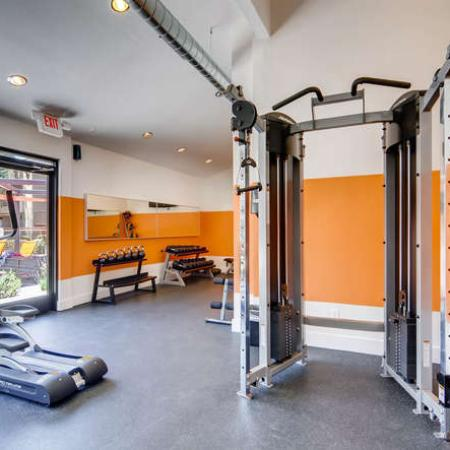 Cutting Edge Fitness Center | Apartments Homes for rent in Phoenix, AZ | Rockledge Fairways Apartments