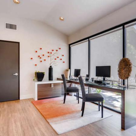 Resident Business Center | Phoenix AZ Apartment For Rent | Rockledge Fairways Apartments