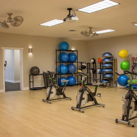 Resident Fitness Studio | Apartments For Rent Sandy Utah | Rockledge at Quarry Bend