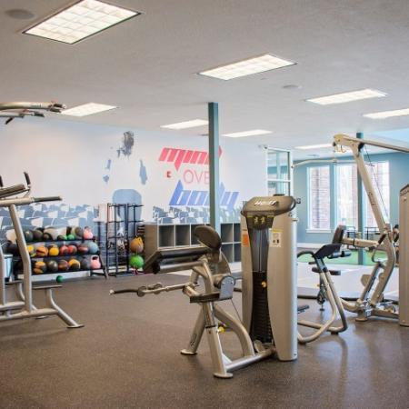 Fitness Center | Apartments For Rent Sandy Utah | Rockledge at Quarry Bend