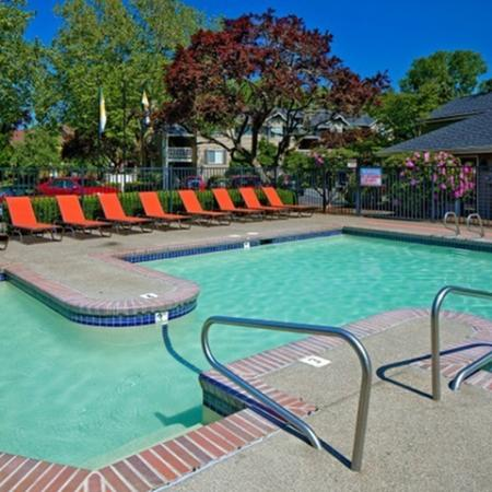 Resort Style Pool | Apartments Near Portland Oregon | Landmark
