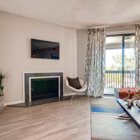 Living Area | Denver CO Apartments | Alta Springs Apartments