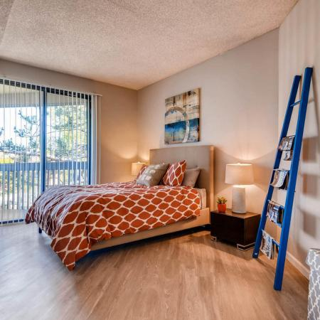 Spacious Bedroom | Apartments in Denver CO | Alta Springs Apartments