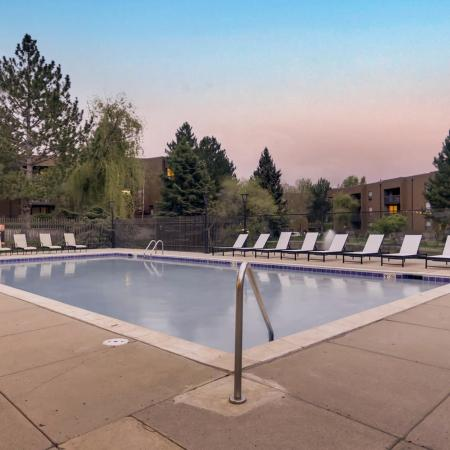 Community Swimming Pool | Apartments in Denver CO | Alta Springs Apartments