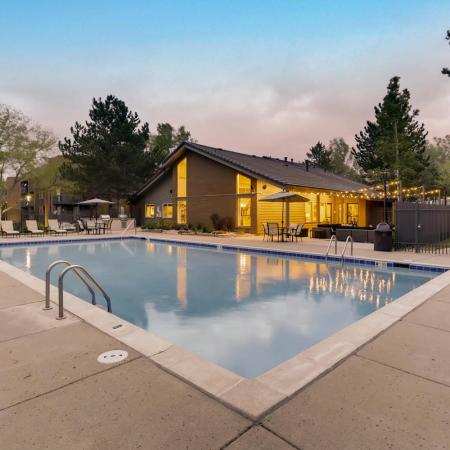 Luxury Swimming Pool | Apartments in Denver CO | Alta Springs Apartments