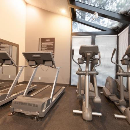 Cardio Fitness Area | Apartments in Denver CO | Alta Springs Apartments