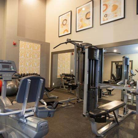 Community Fitness Center | Apartments in Denver CO | Alta Springs Apartments
