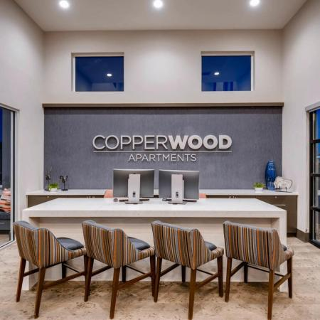 Spacious Resident Club House | Apartments In Riverton | Copperwood Apartments
