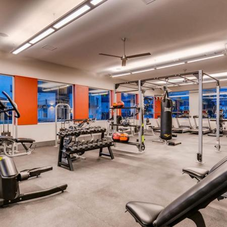 State-of-the-Art Fitness Center | Apartments In Herriman Utah | Copperwood Apartments